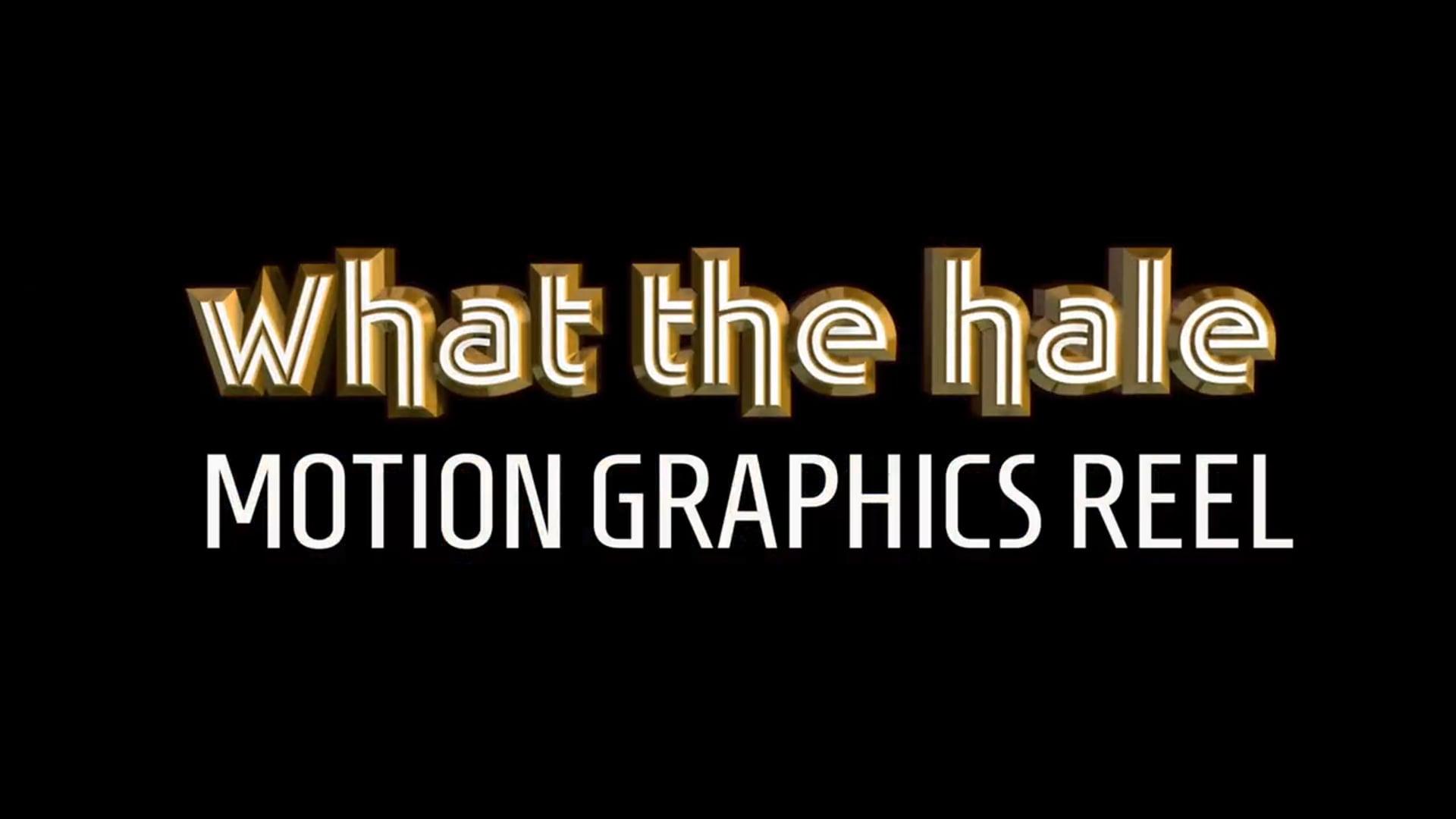 WTH_MotionGraphicsReel