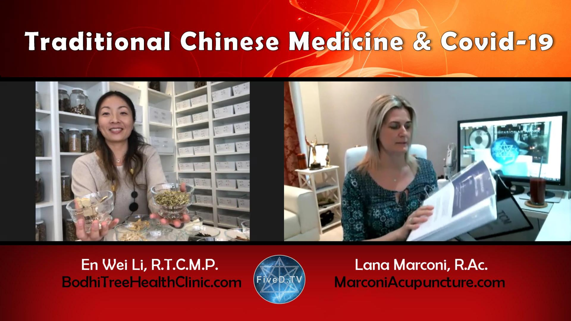 Traditional Chinese Medicine and Covid-19
