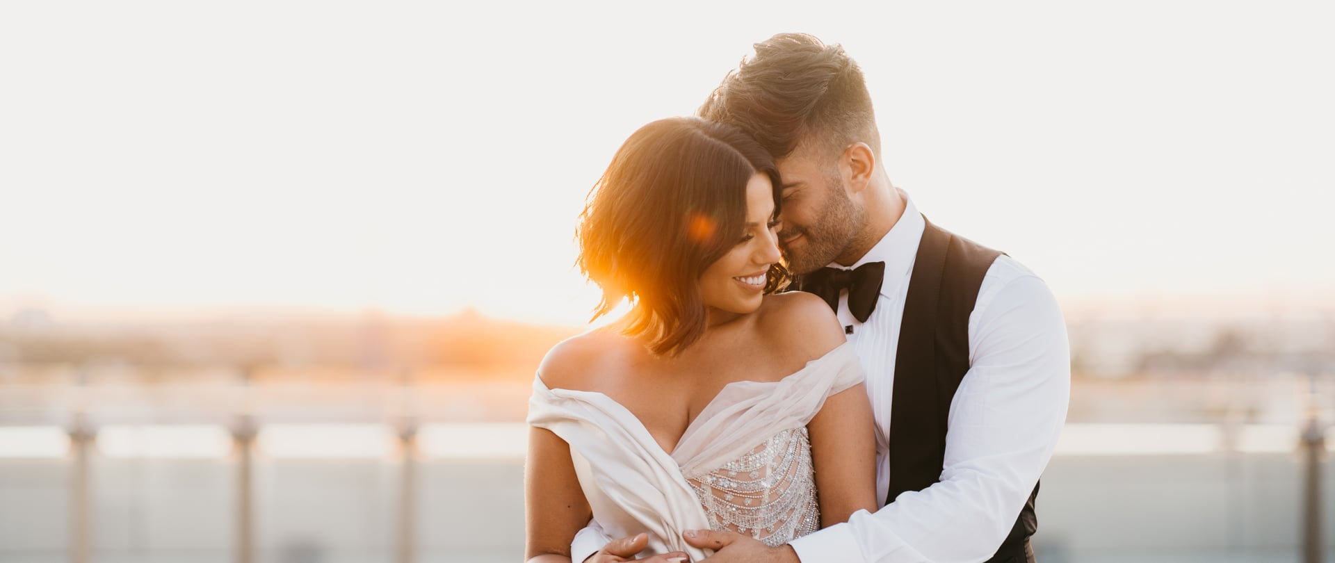 Alanna & George Wedding Video Filmed at Melbourne, Victoria
