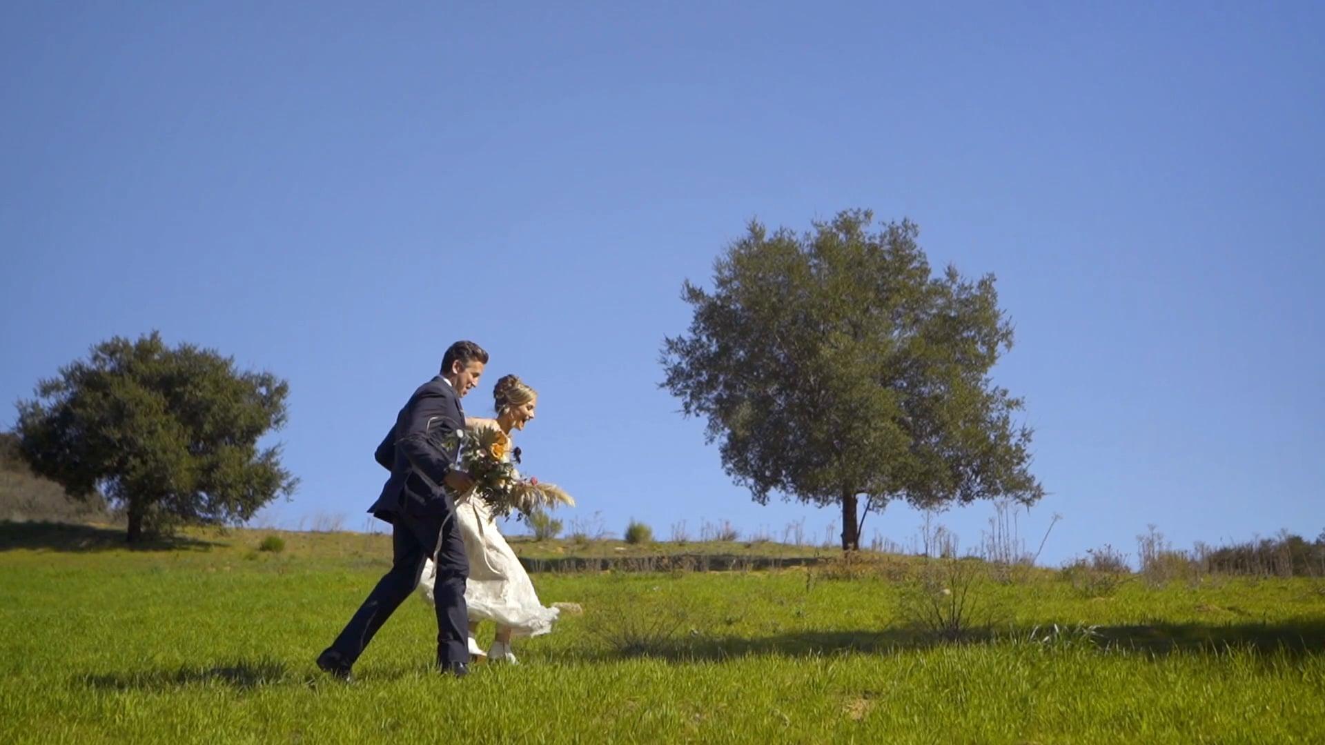 The Richmans' Malibu Wedding