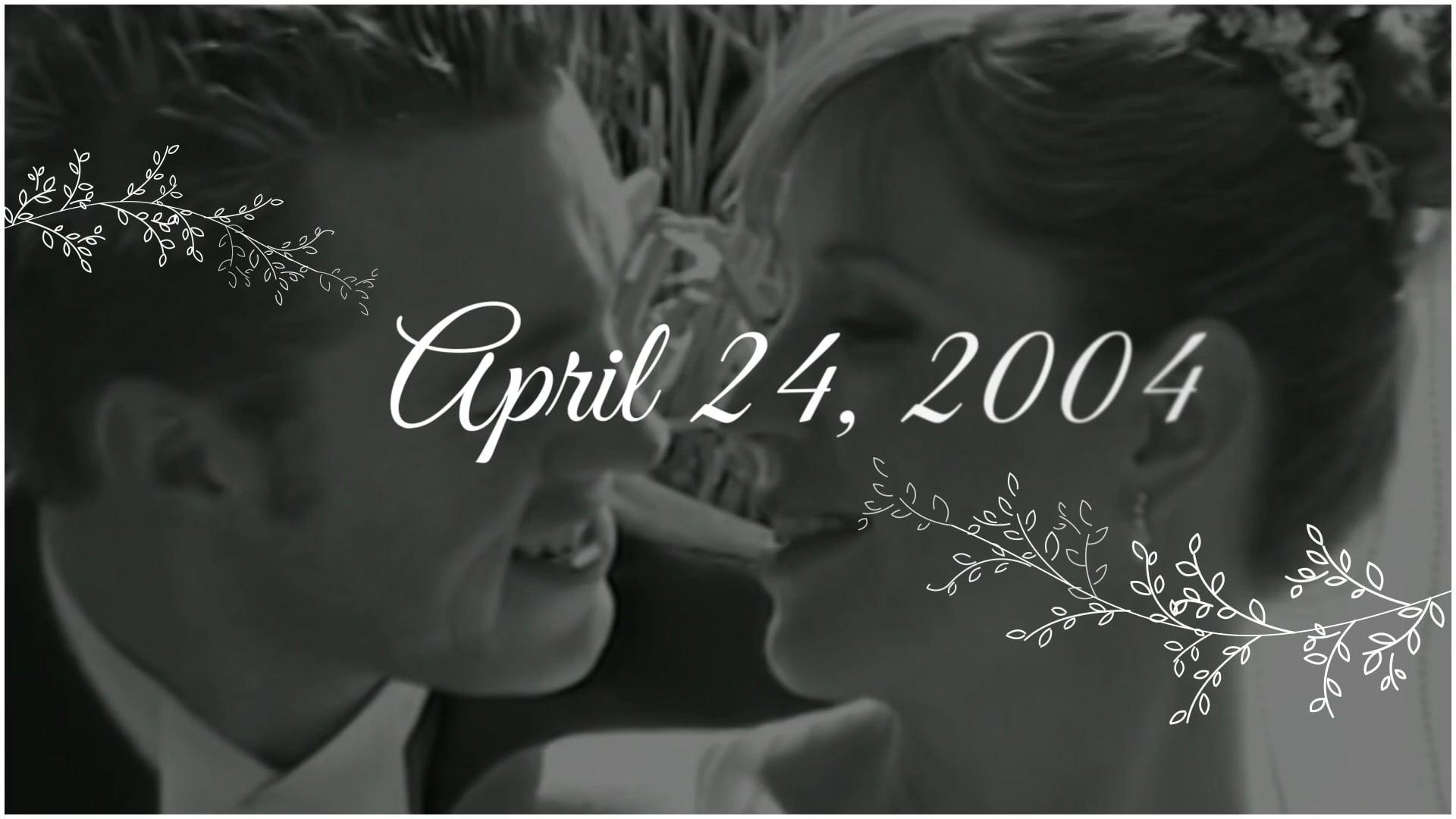 Kelly & Dan's Wedding Slideshow