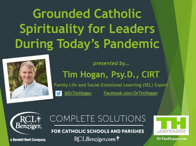 Grounded Spirituality for Leaders