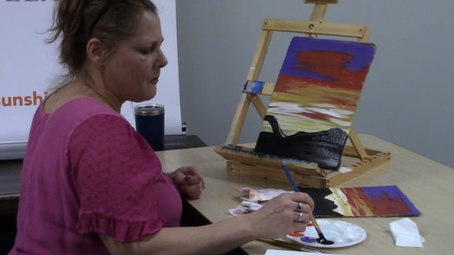 Painting with Sandi - Episode 01
