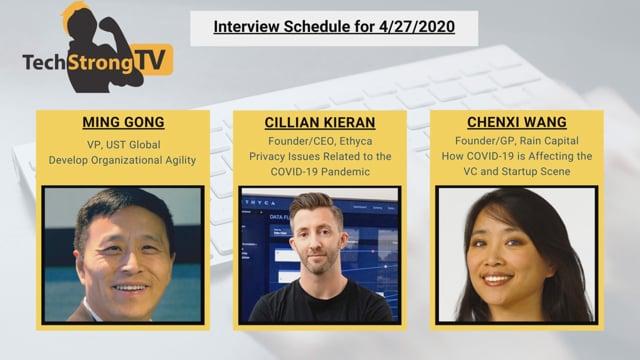 TechStrong TV - April 27, 2020