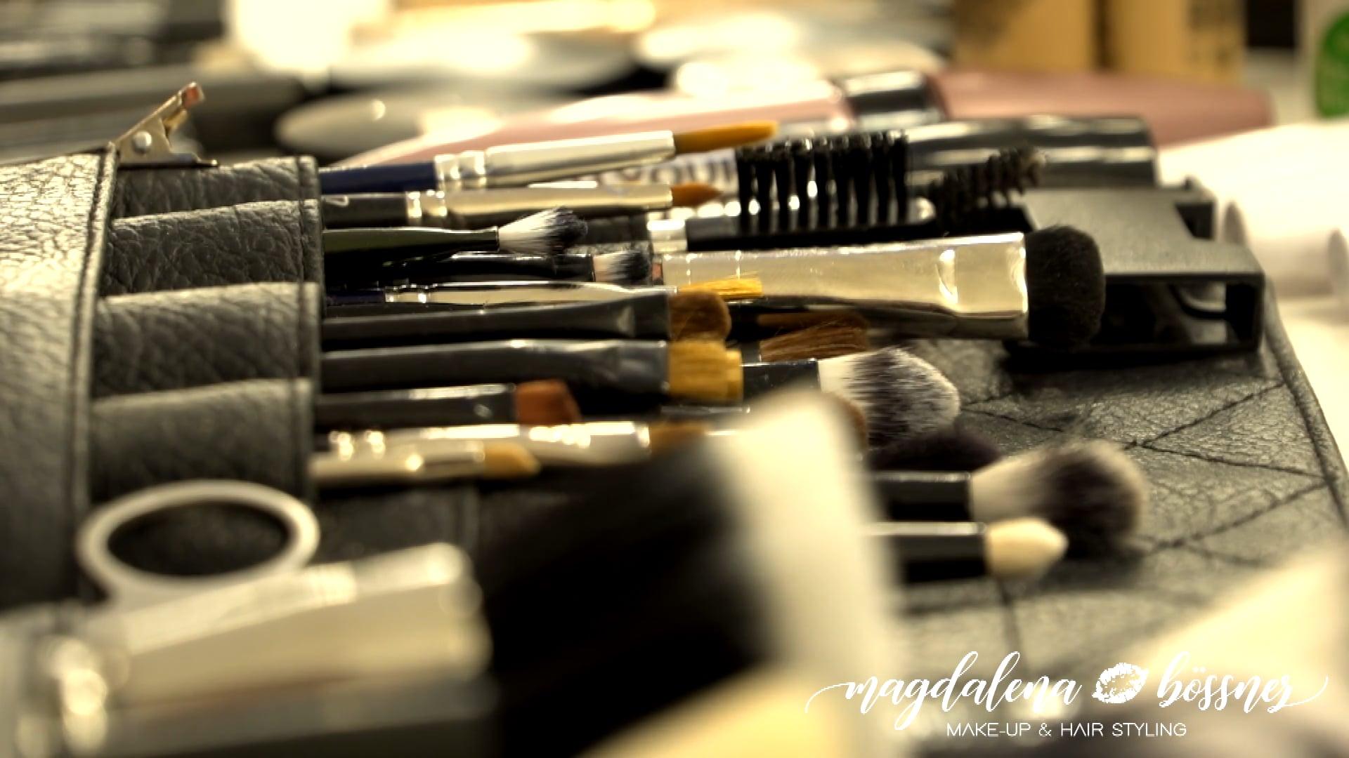 Magdalena Bössner   Make Up & Hair-Stylist