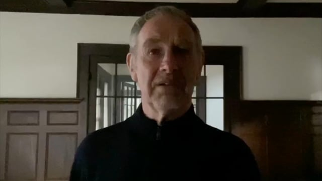 Company member Nigel Gore's monologue from The Tempest