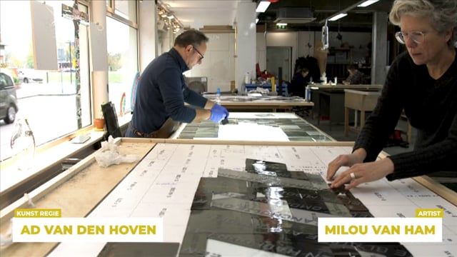 LIJNBAAN - Artwork TIJD Lijnbaan Rotterdam