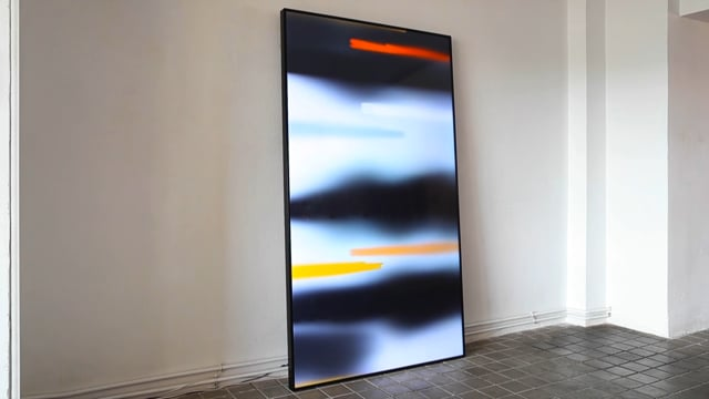 "Daniel Canogar, ""Loom,"" 2020"