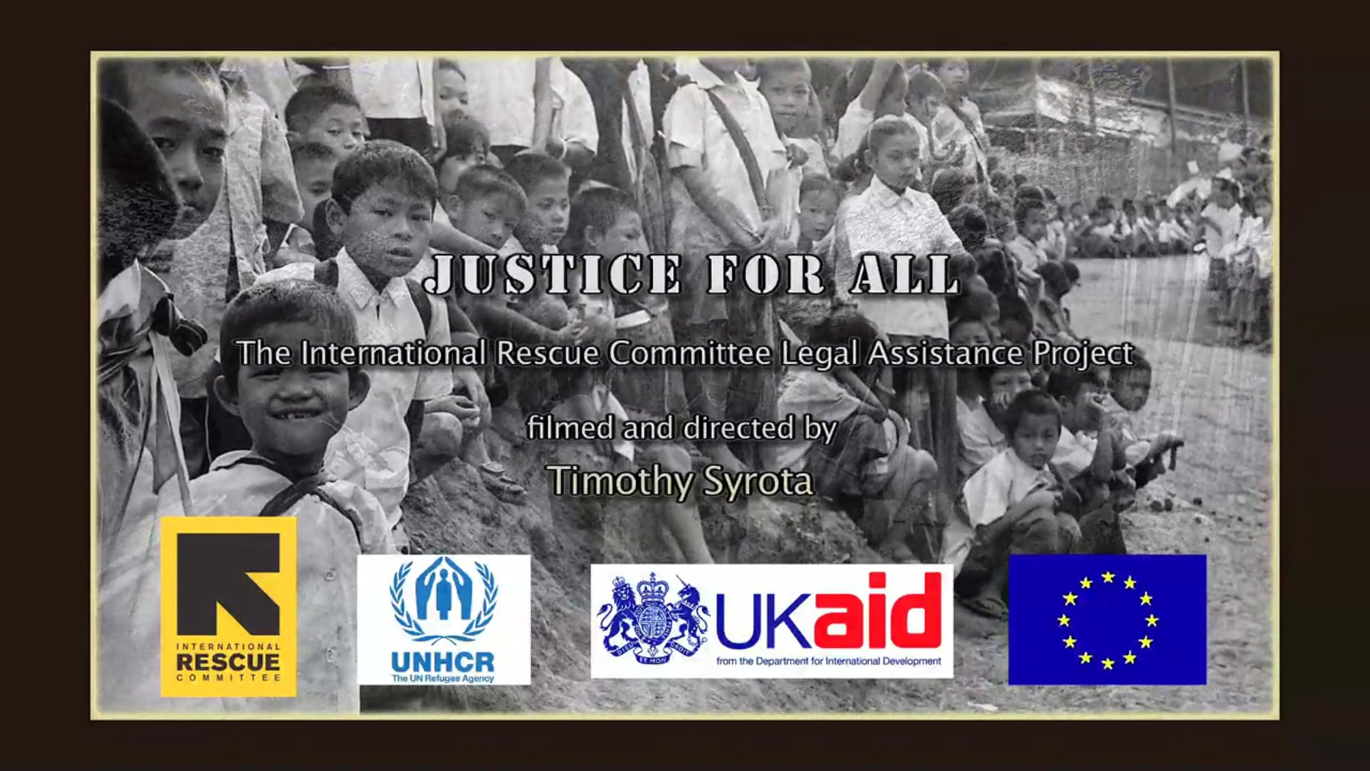 Justice for All: English
