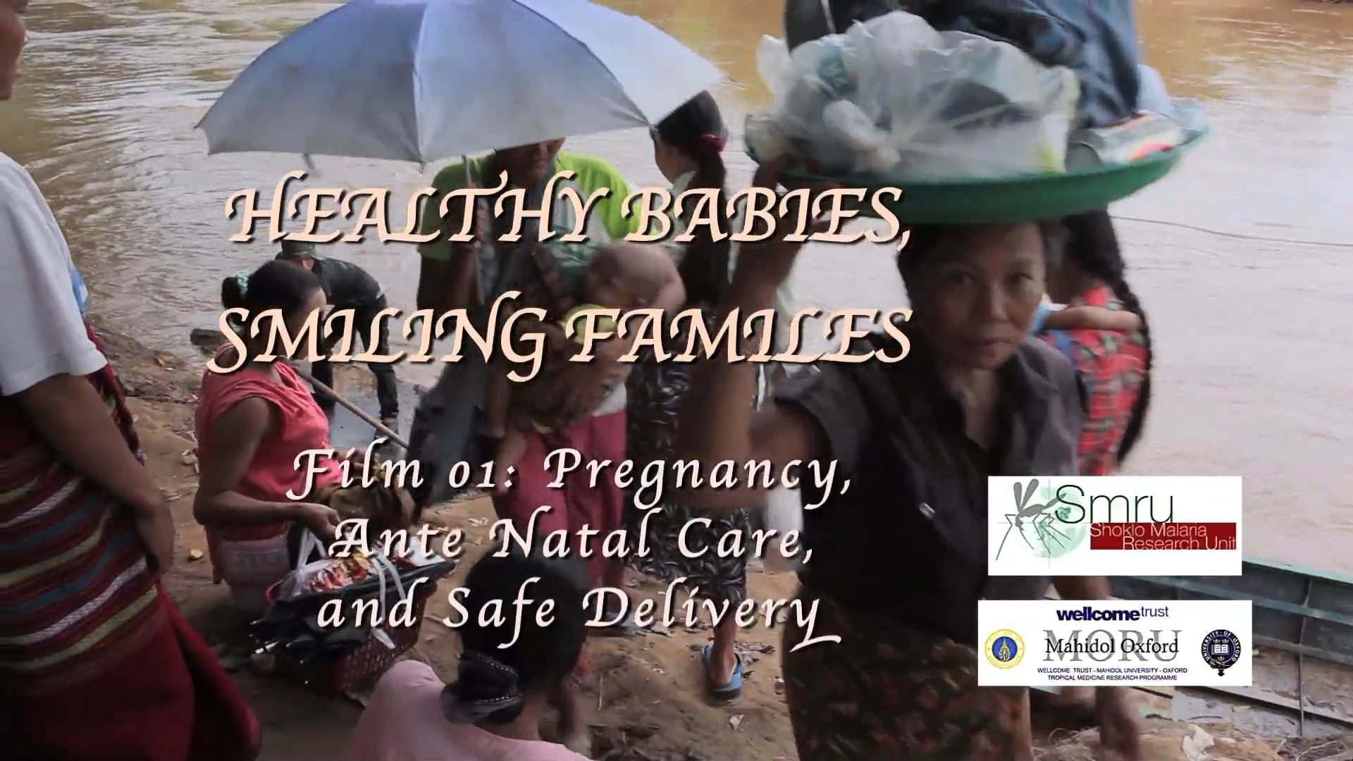 Healthy Babies Smiling Families, Film01: English Subs