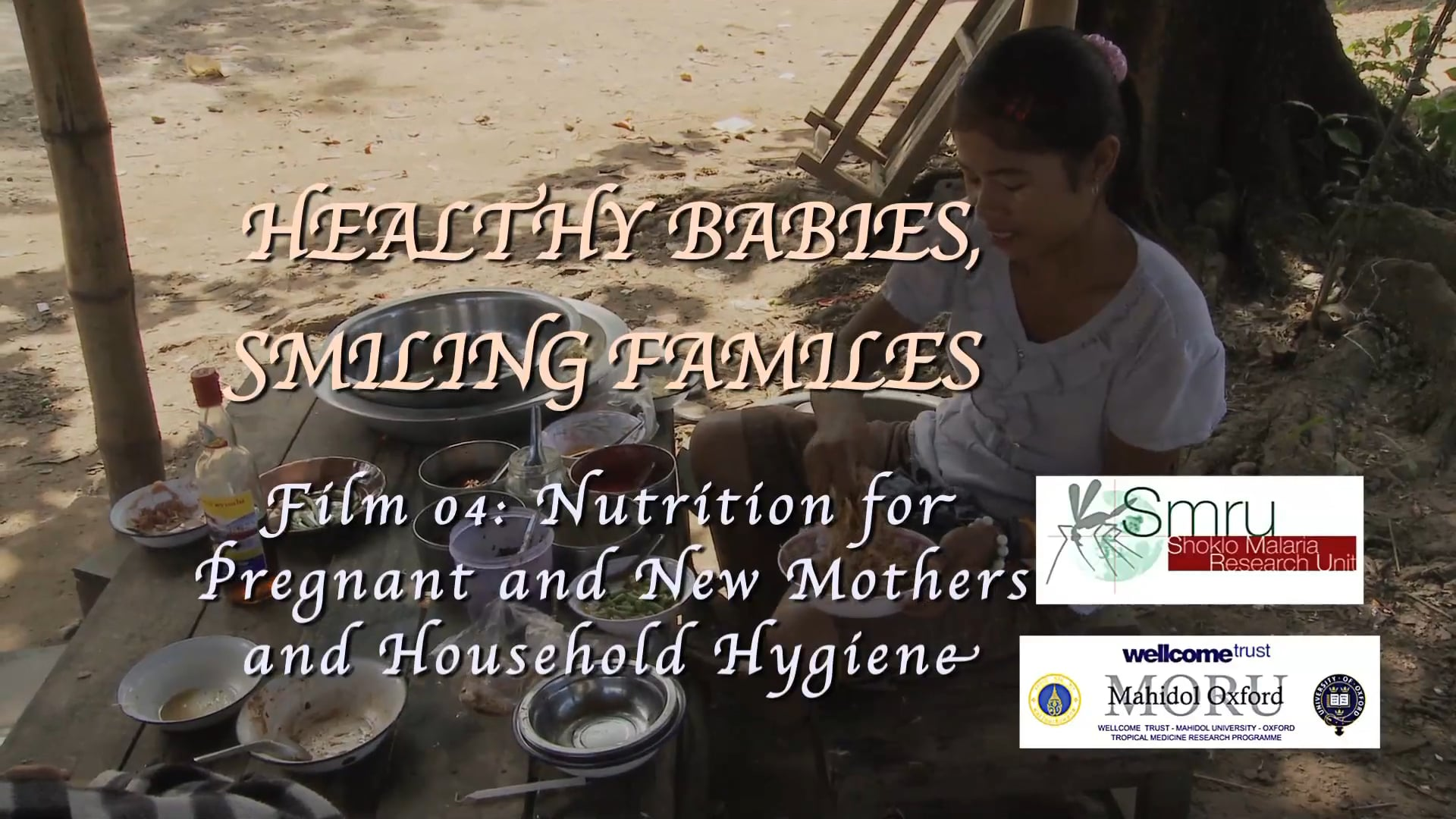 Healthy Babies Smiling Families, Film04: English Subs