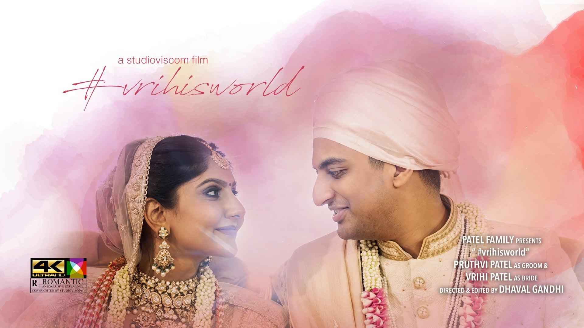 Prithvi & Vrihi Wedding Promo 4K