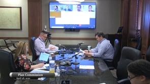 Plan Commission - April 28 2020
