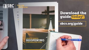 Church Reopening Resource Video Introduction   SBC of Virginia