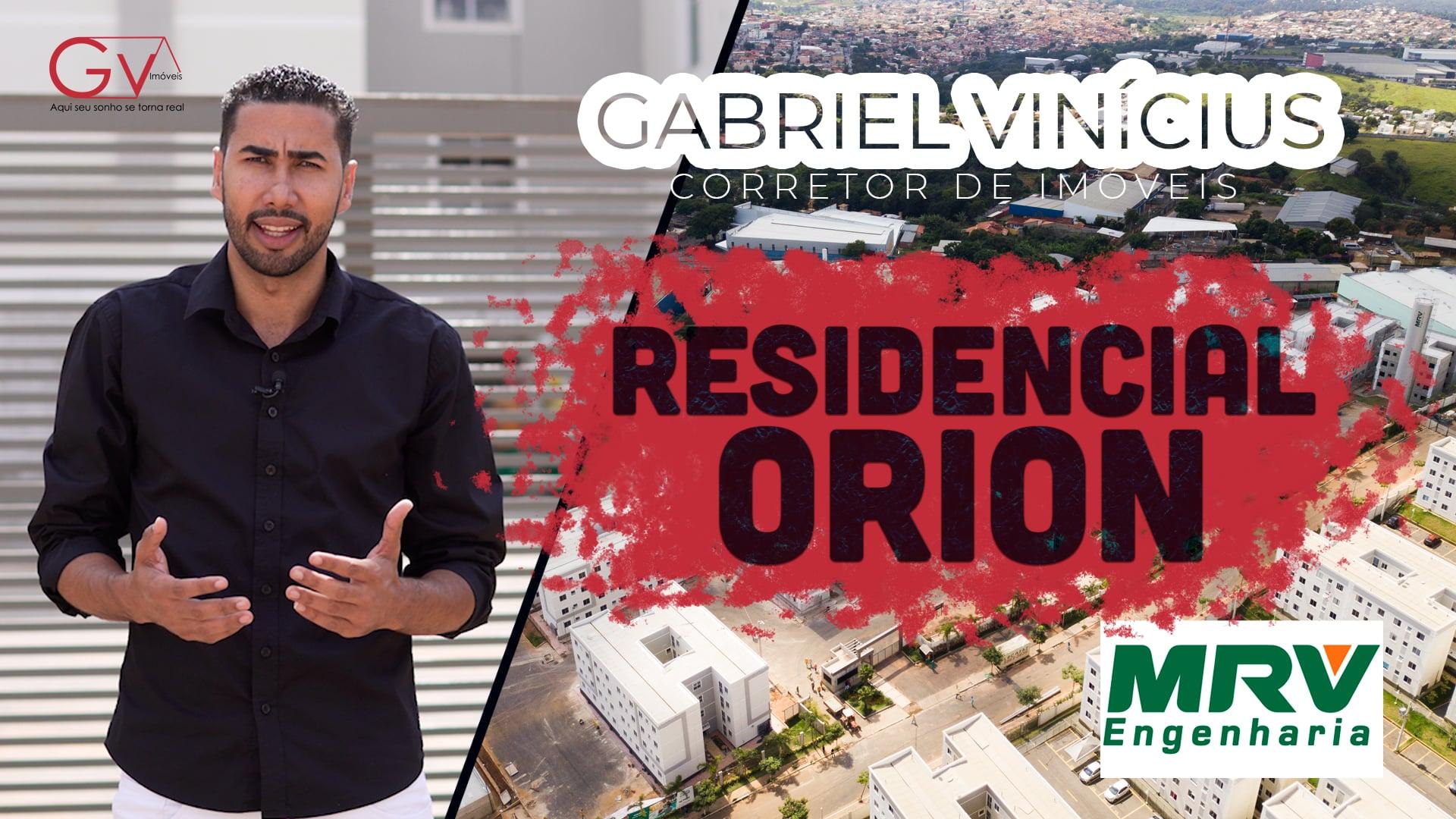 Gabriel Vinícius - Corretor de Imóveis | Residencial Orion MRV
