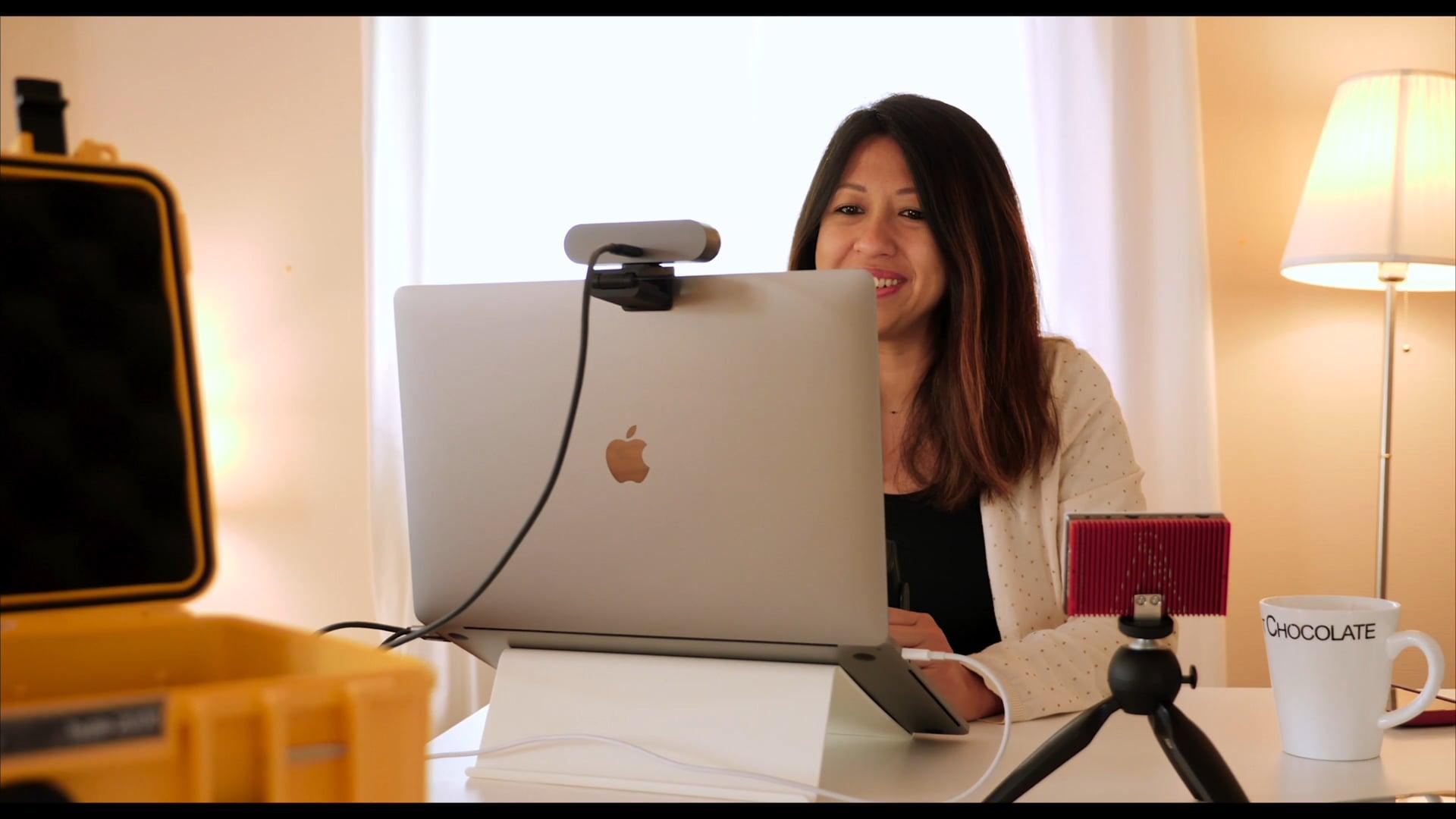 WEBINAR - Unboxing du kit webcam