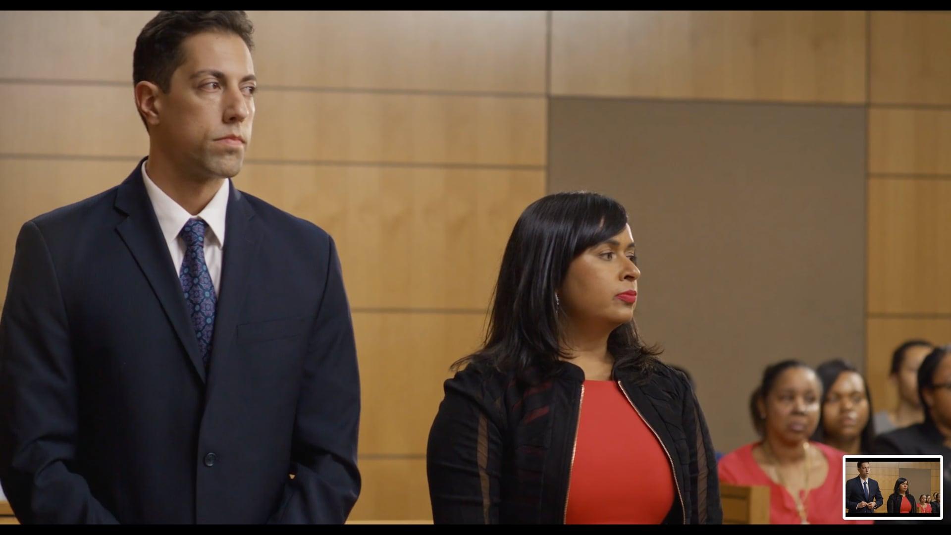 American Trial: The Eric Garner Story  1 x 100 HD