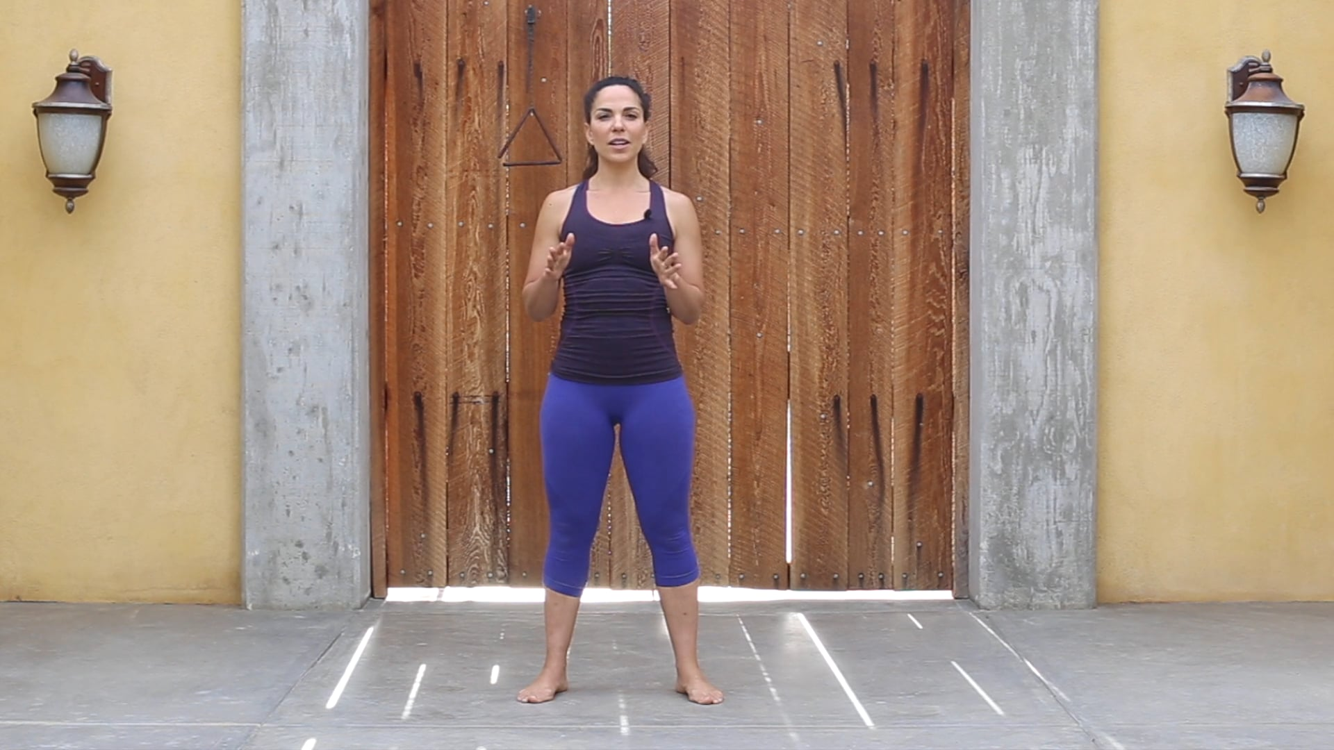 Foundations - Squatting and Lunging