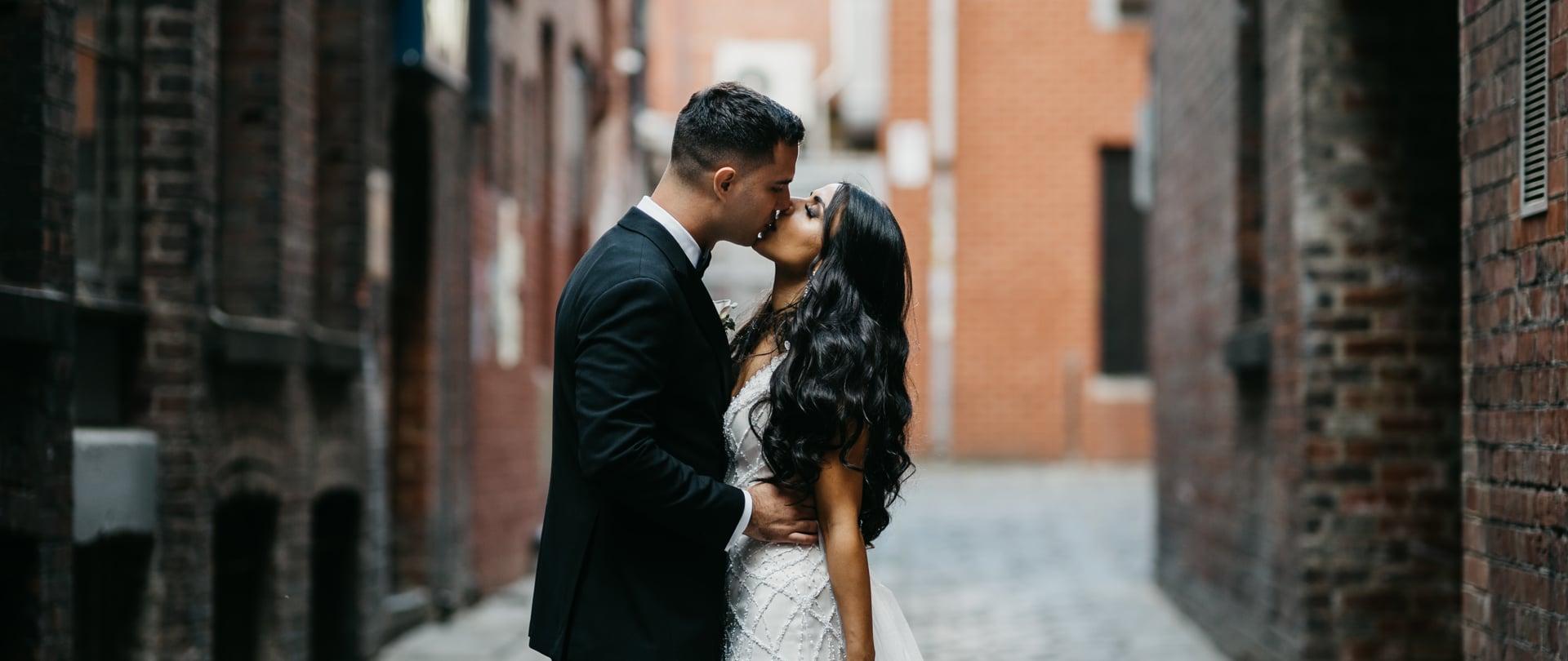 Renee & Fabian Wedding Video Filmed at Melbourne, Victoria