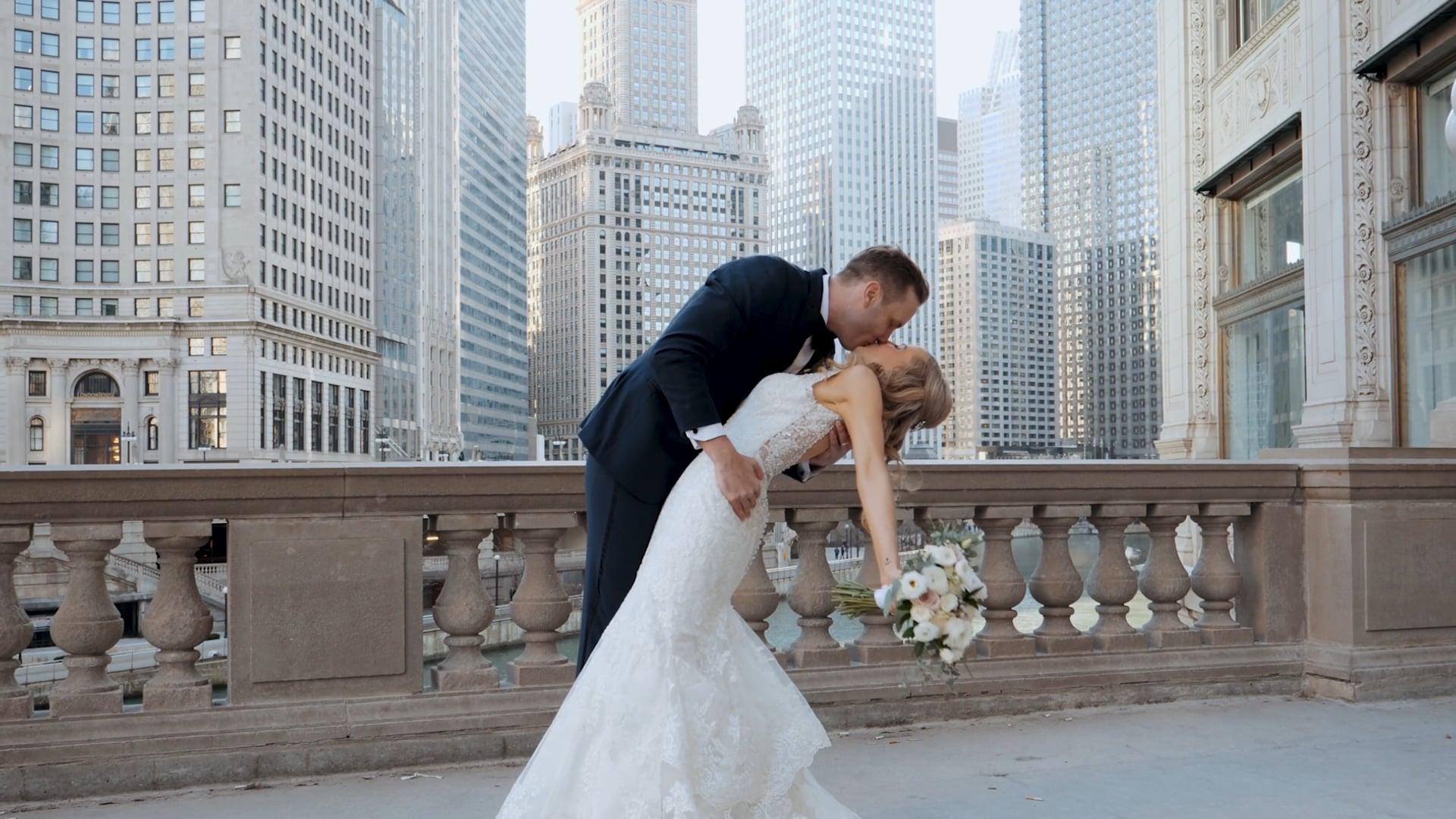 Jill + Matt   Wedding Day Highlights   3-7-2020   the Zephyr, Chicago, IL