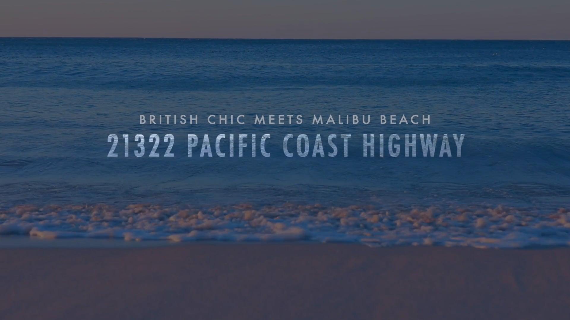 British Chic Meets Malibu Beach