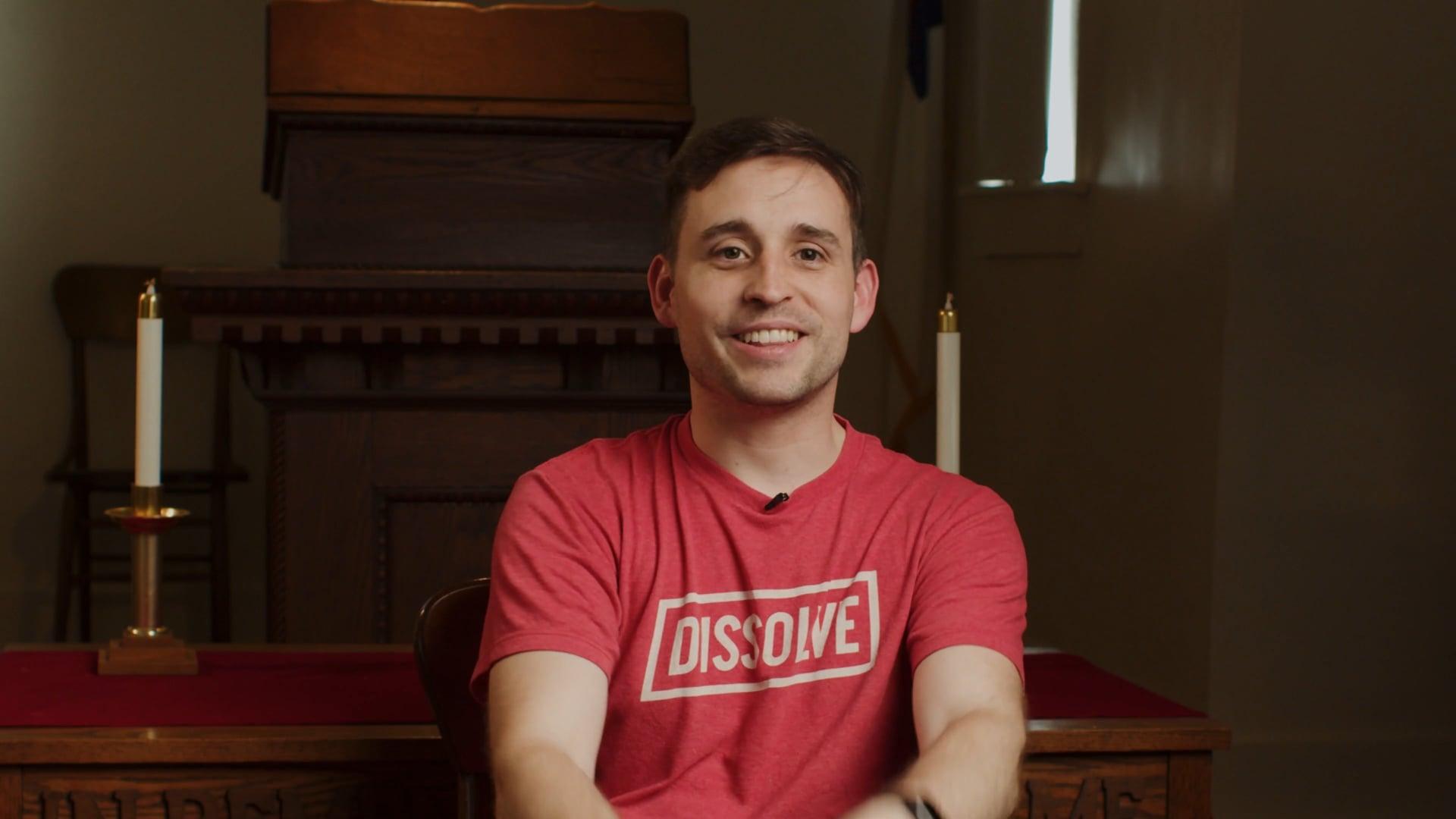 Brett Testimony Baptism
