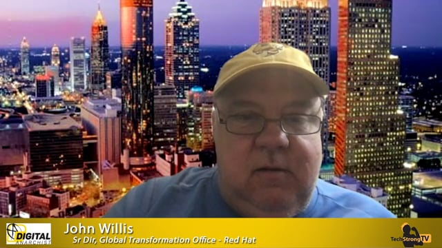 John Willis and Andrew Clay Shafer - TechStrong TV