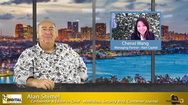 Chenxi Wang - TechStrong TV