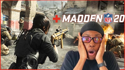 Madden 20 + Call Of Duty Warzone With Ninjas - Stream Replay