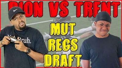 Dion vs Trent Madden Marathon!! MUST WATCH!!