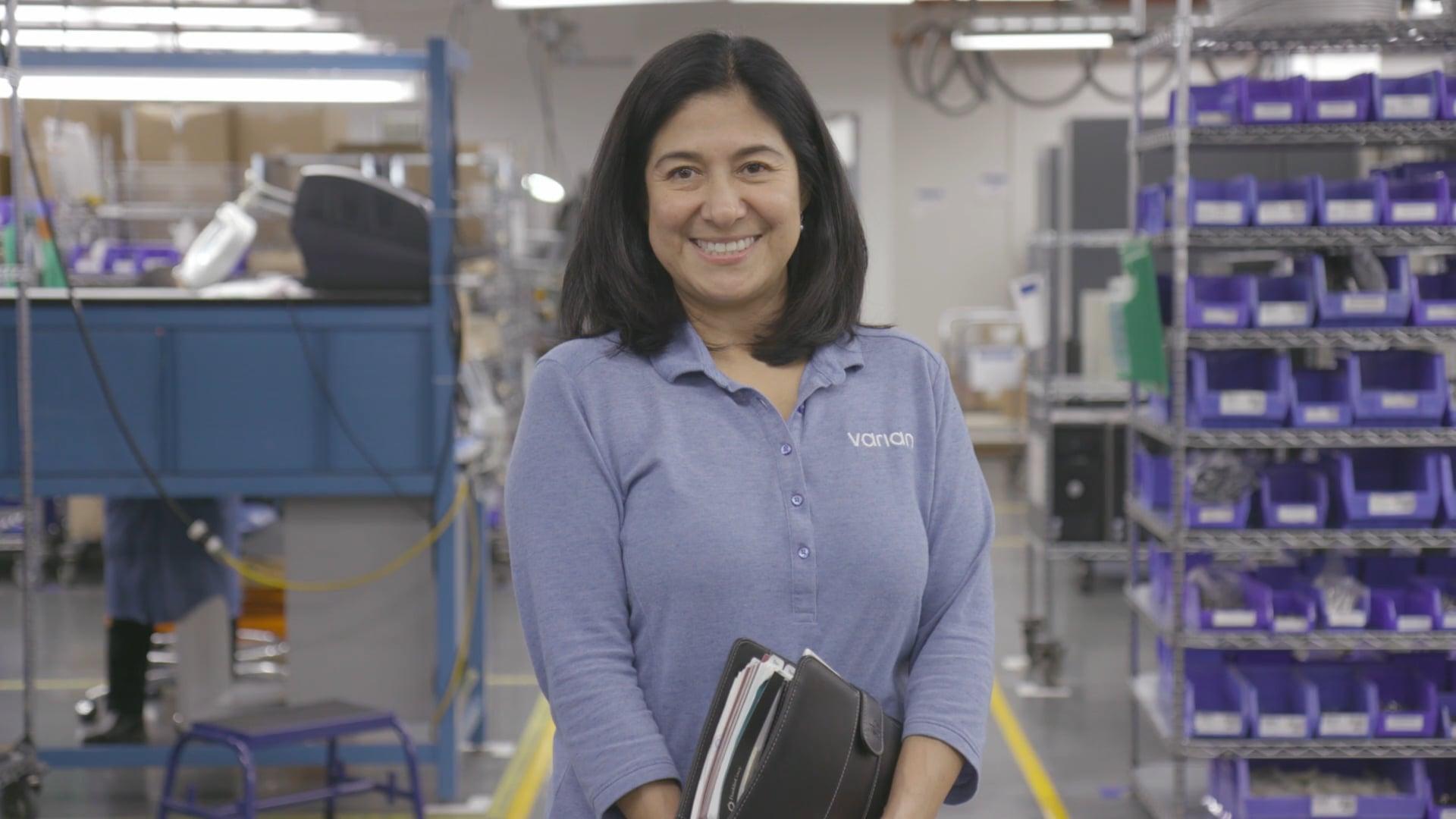 Varian: Manufacturing Recruitment