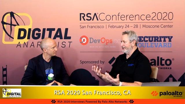 Ben Munroe, Cisco | RSA Conference 2020