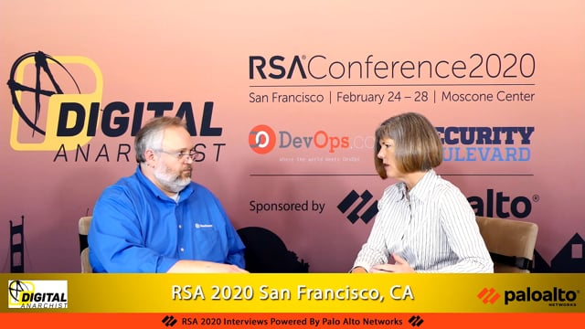 Brian Reed, Now Secure | RSA Conference 2020