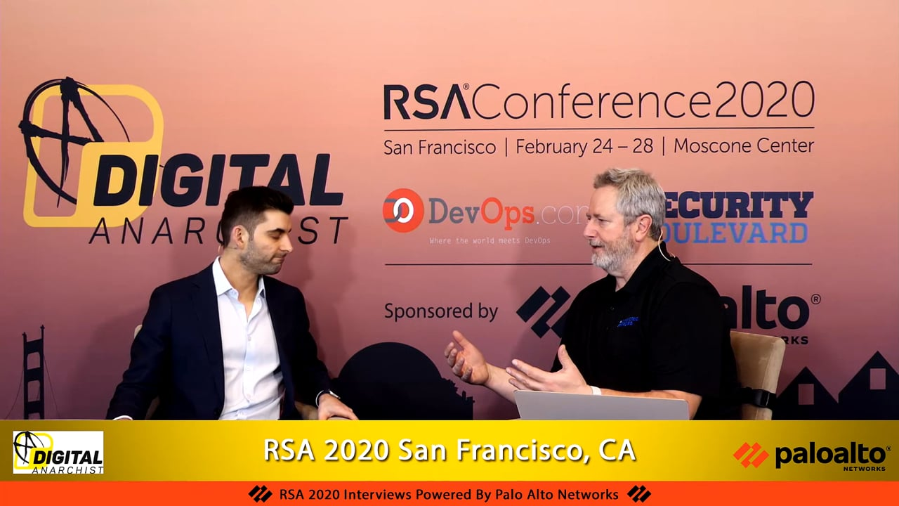 Dave Weinstein, Claroty | RSA Conference 2020