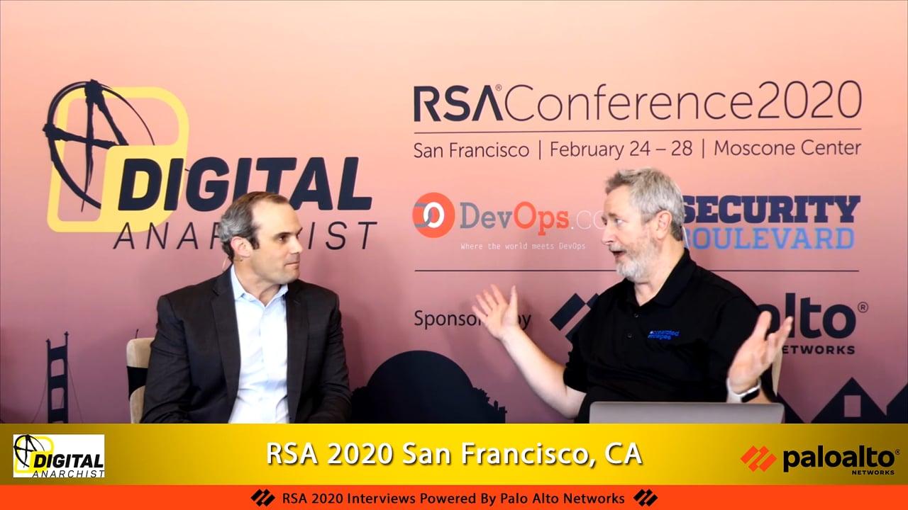 Gordon Lawson, RangeForce   RSA Conference 2020