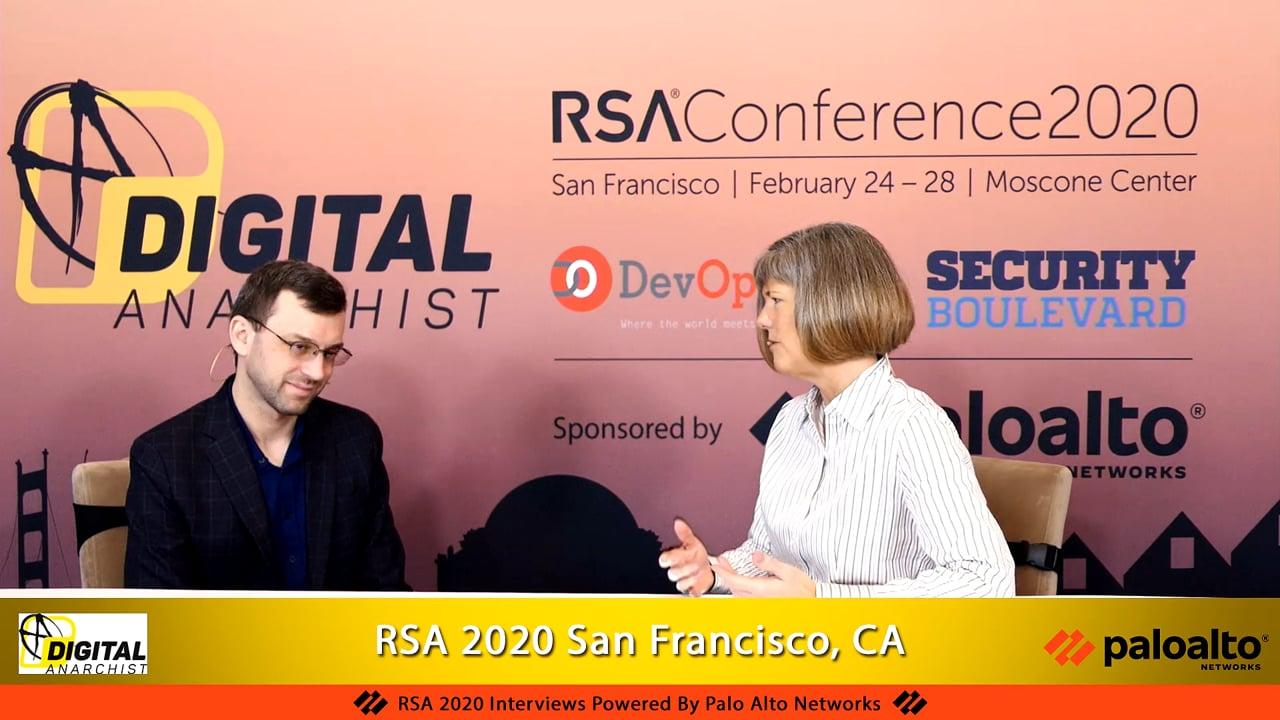 Jeff Martin, WhiteSource | RSA Conference 2020