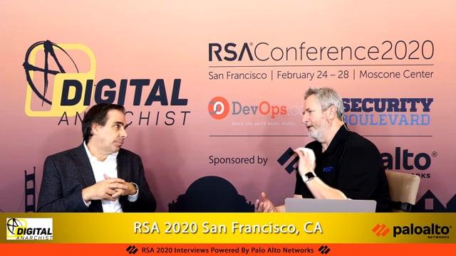 John Worrell, ZeroNorth | RSA Conference 2020