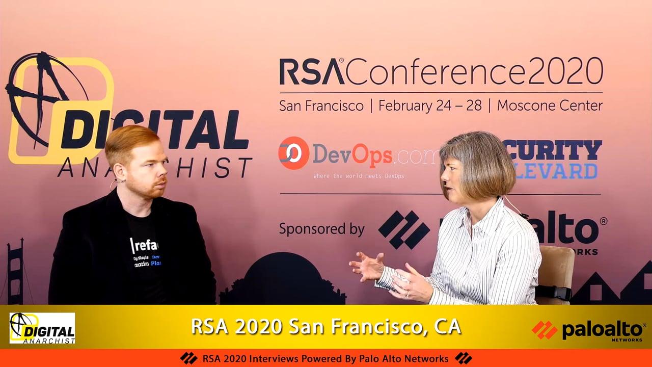 Michael Fraser, Refactr Inc   RSA Conference 2020