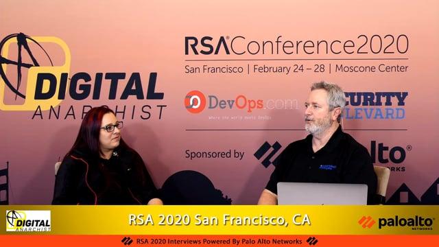 Shannon Lietz, Intuit | RSA Conference 2020