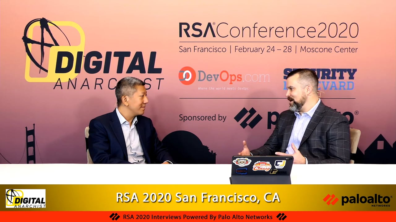 Chris Eng, Veracode   RSA Conference 2020
