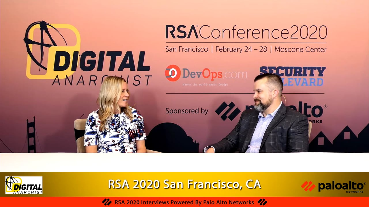 Christine Drew, InkSecurity   RSA Conference 2020