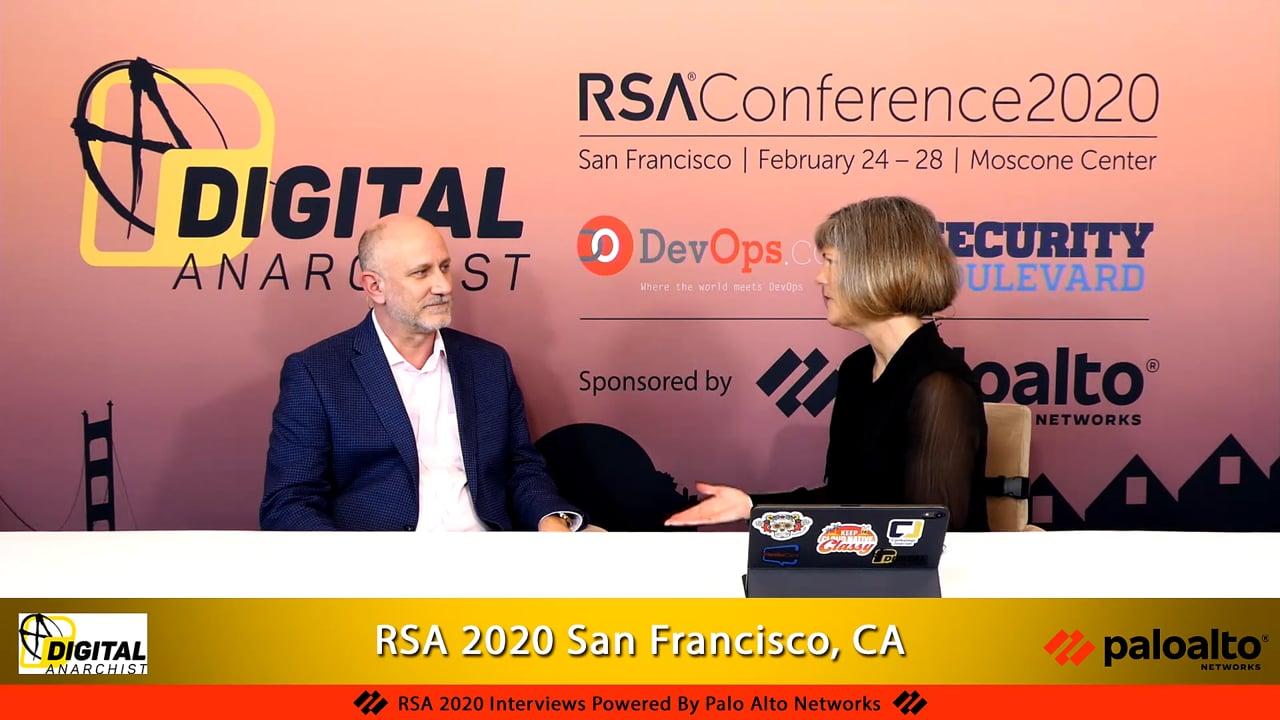 Dan Conrad, One Identity   RSA Conference 2020