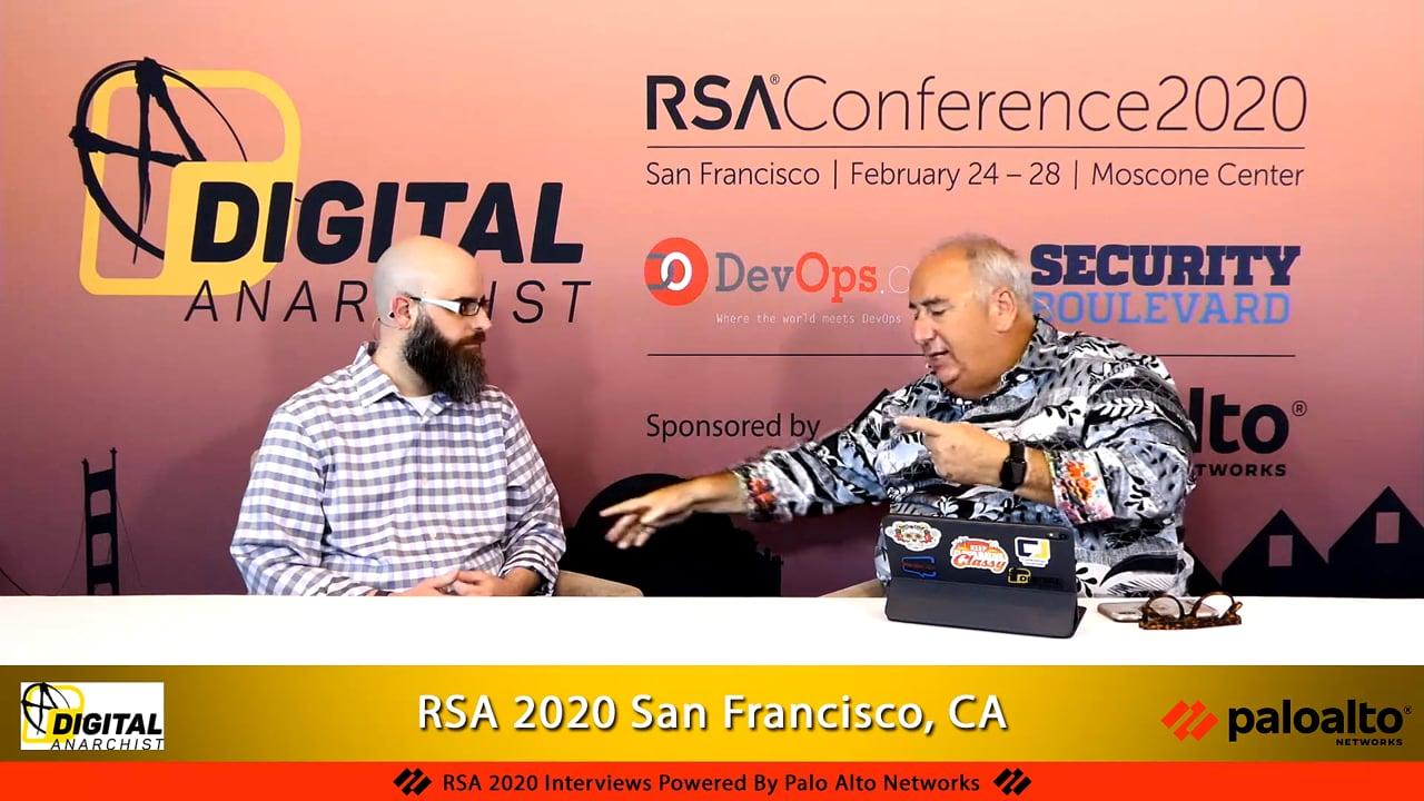 David DeSanto, GitLab | RSA Conference 2020