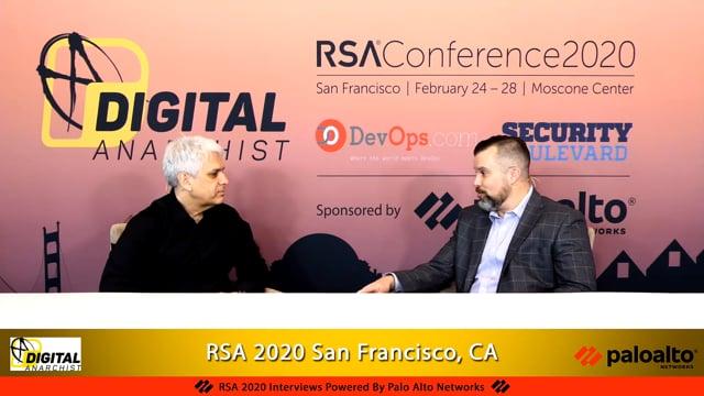 Ira Winkler, Trustwave | RSA Conference 2020