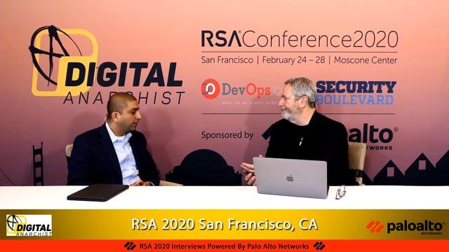 Jamil Jaffer, IronNet | RSA Conference 2020