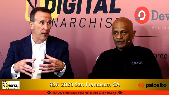Jim Ivers and Ravi Iyer, Synopsys | RSA Conference 2020