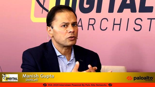 Manish Gupta, ShiftLeft | RSA Conference 2020