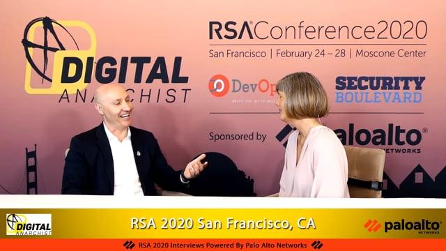 Allen Vance, BeyondTrust | RSA Conference 2020