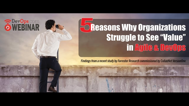 """5 Reasons Why Organizations Struggle to See """"Value"""" in Agile DevOps"""