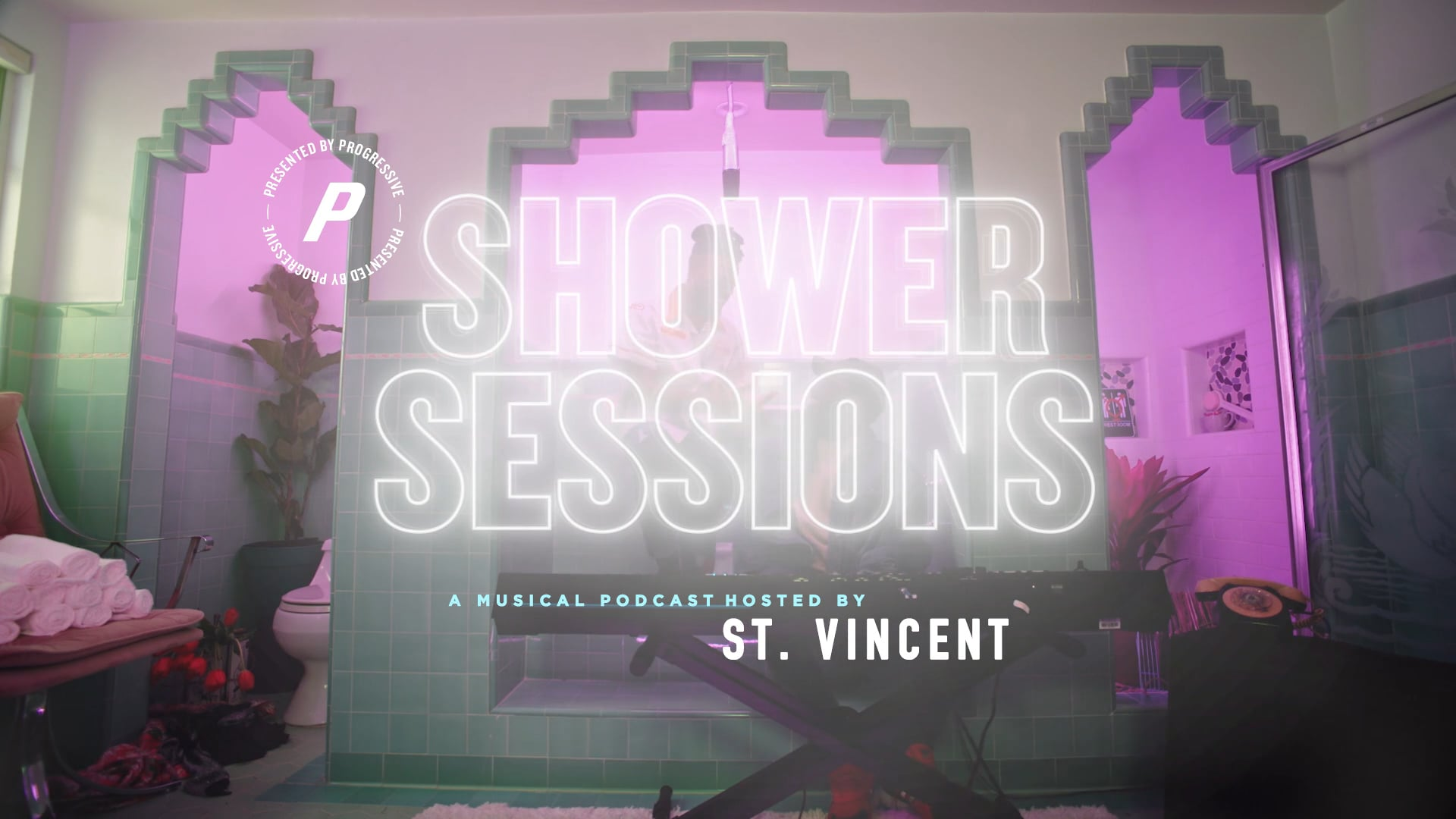 Shower Sessions: Trailer